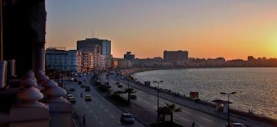 حقيقة إزالة السور الأثري,  كورنيش الرمل بالإسكندرية,