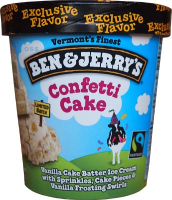Ben And Jerry S Design Your Own Cake : New products that caught your eyes recently? - Page 431 ...