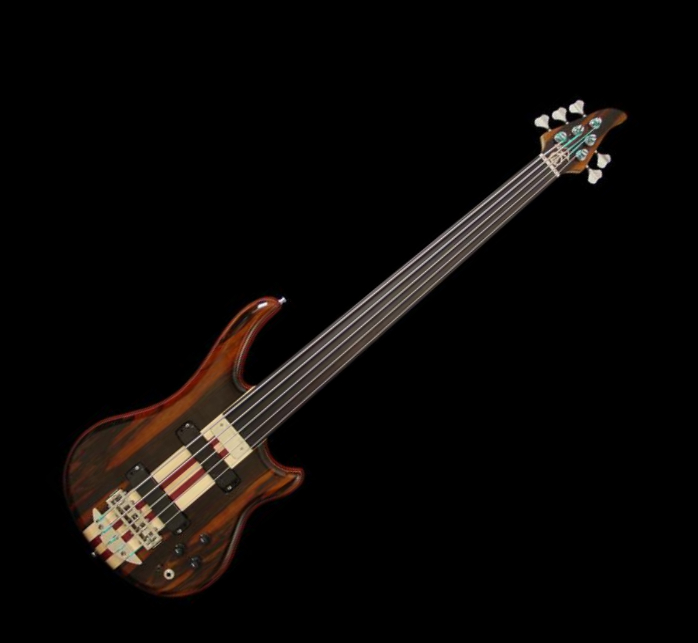bass review alembic essence 5 fretless 5 string bass. Black Bedroom Furniture Sets. Home Design Ideas