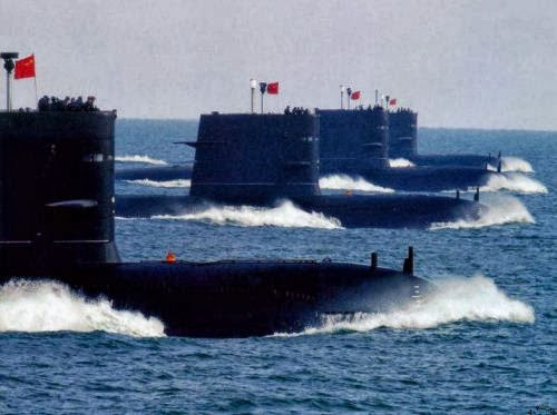Armada kapal selam kelas Song China