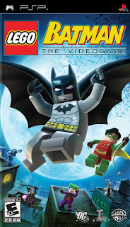 Lego Batman PSP GAME ISO