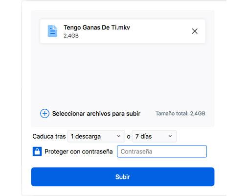 Send Firefox