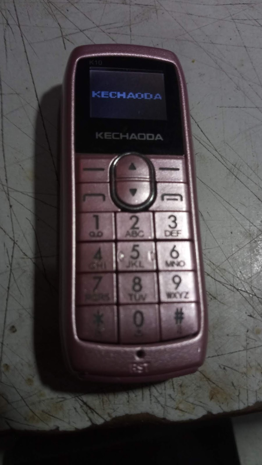 Kechaoda k10 Mobile Flash File Read By Miracle Box Download Here