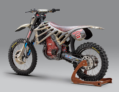 Erex Electric Dirt Bike