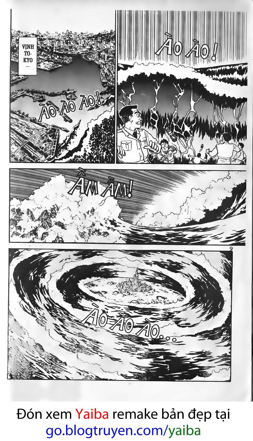 Yaiba chap 122 trang 6