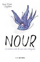 Nour. La historia real de una niña refugiada