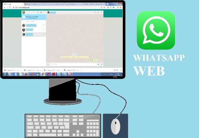 Cara Menggunakan Whatsapp di Laptop/Komputer Tanpa Instal Aplikasinya