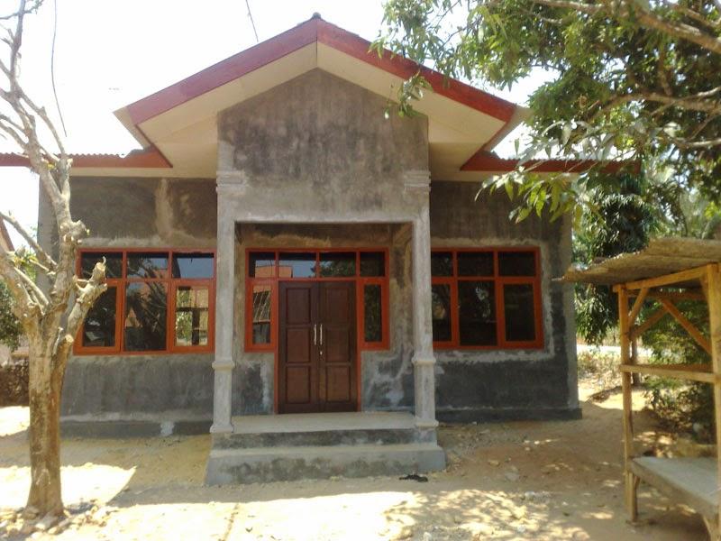 pembangunan gedung Perpustakaan Sekolah