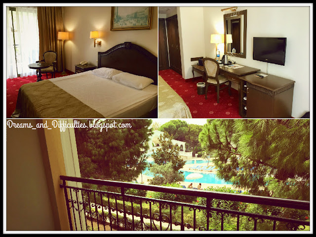 where to stay in Antalya