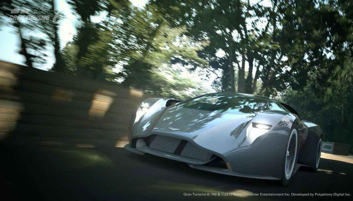 Image 1: Aston Martin DP-100 Vision Gran Turismo