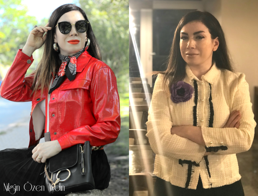 fashion blogger-chanel ceket