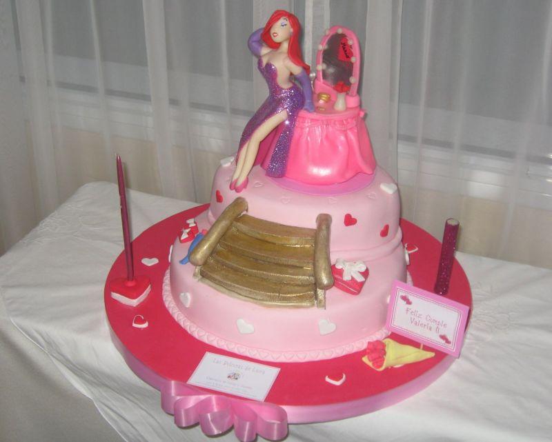 Imnotbad Com A Jessica Rabbit Site Jessica Rabbit Cakes