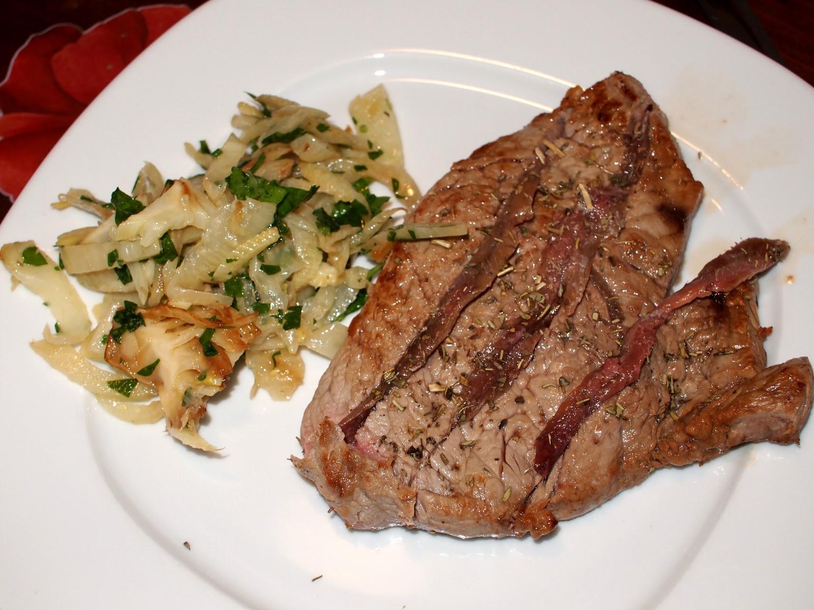 Cucinare per amore naturalmente la cucina del for Cucinare tagliata