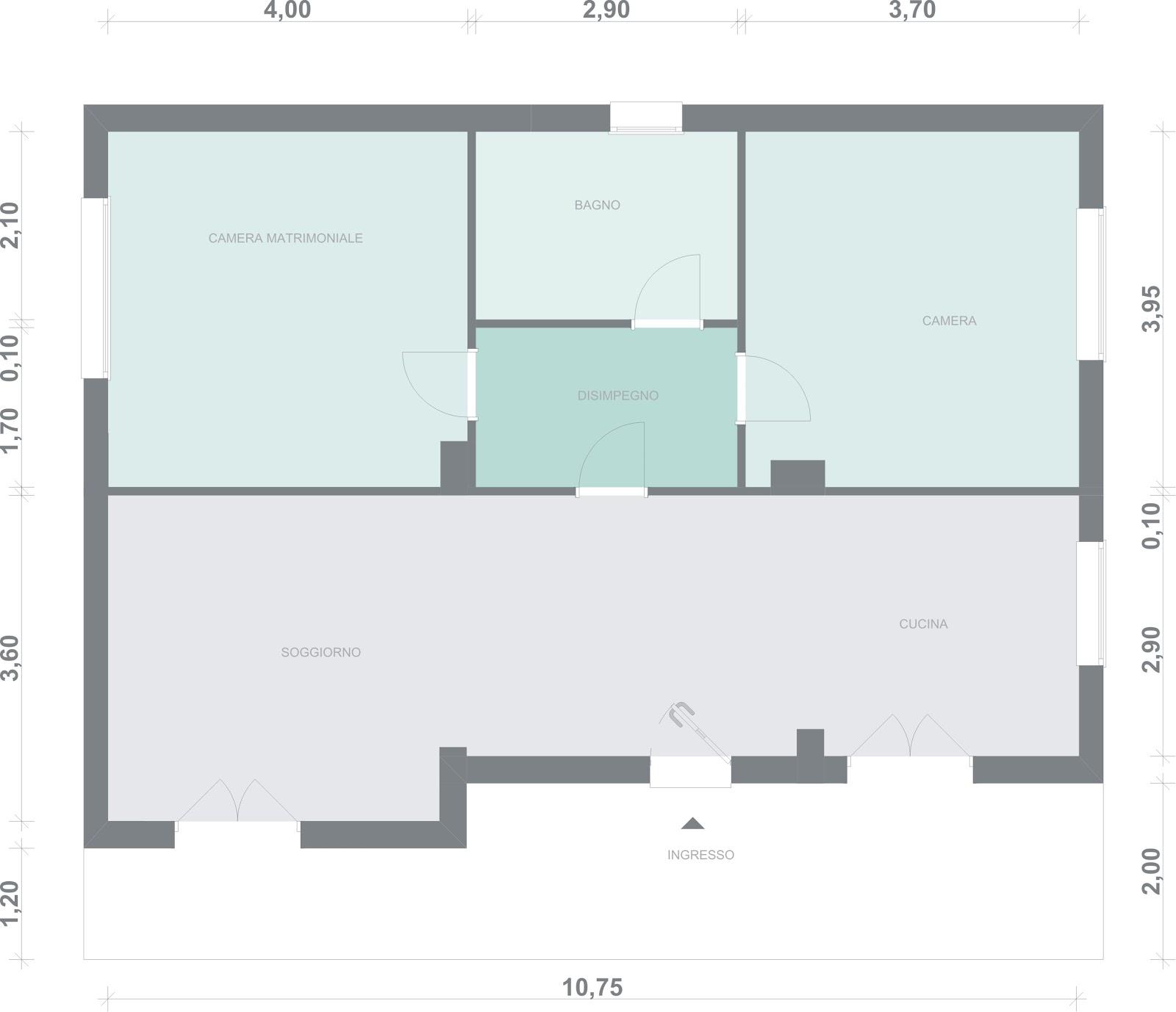Tenere al caldo in casa 01 09 14 for Ristrutturare appartamento 75 mq