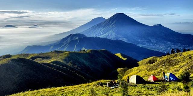 Sabana Gunung Prau