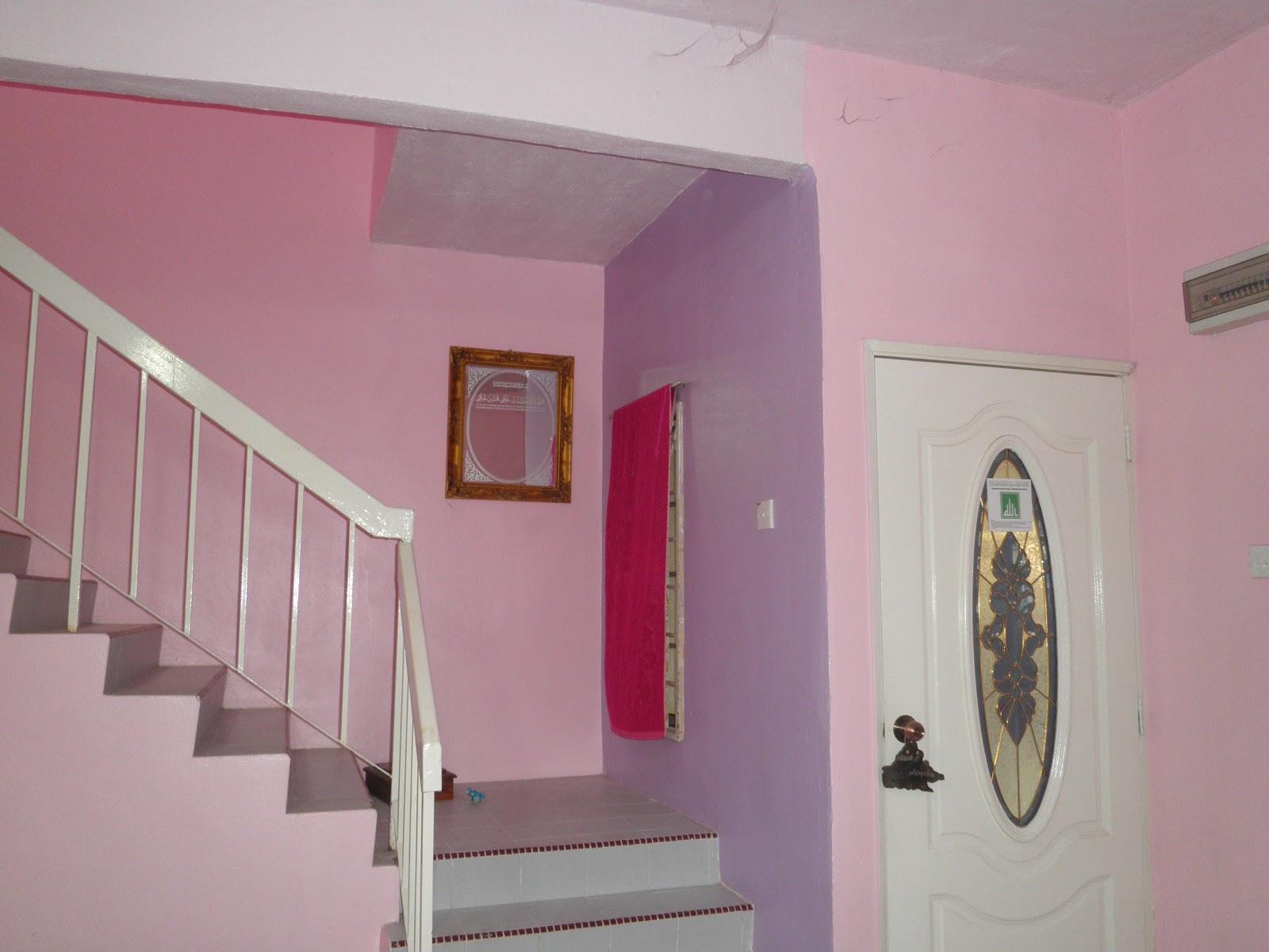 Warna Cat Rumah Minimalis Pink Expo Desain Rumah
