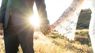 sepasang pengantin