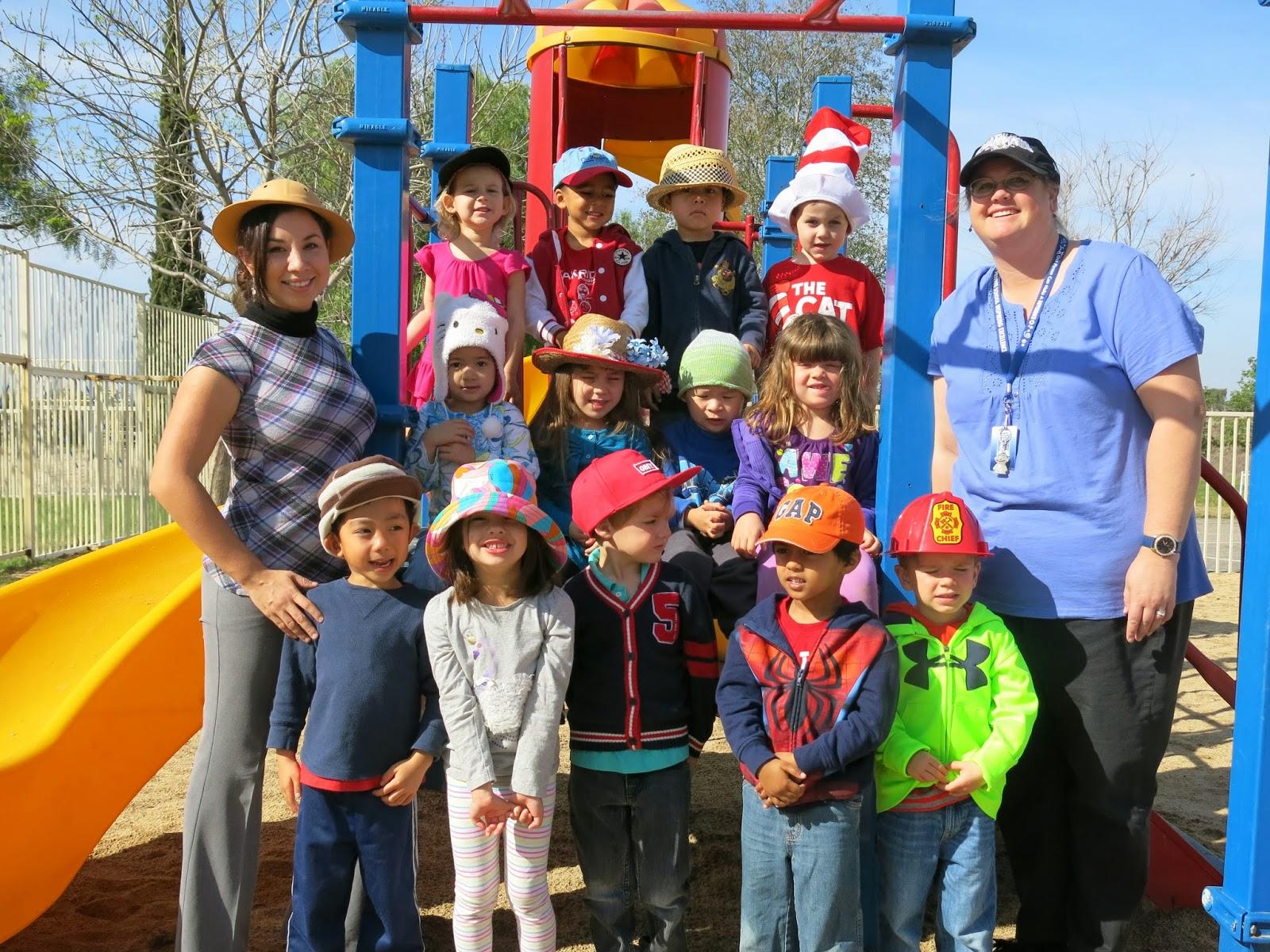 Preschool For Rookies Dr Seuss Cat In The Hat