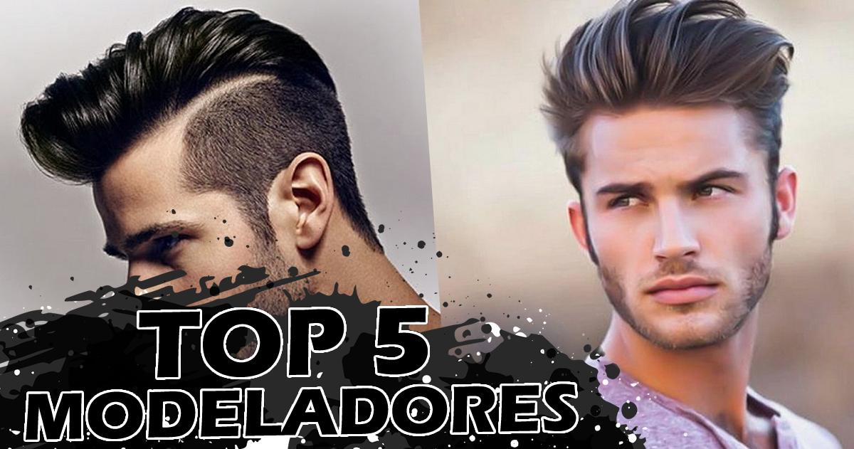 modeladores para cabelos masculinos