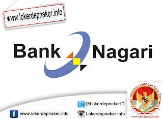 Lowongan Kerja Bank Nagari Programmer