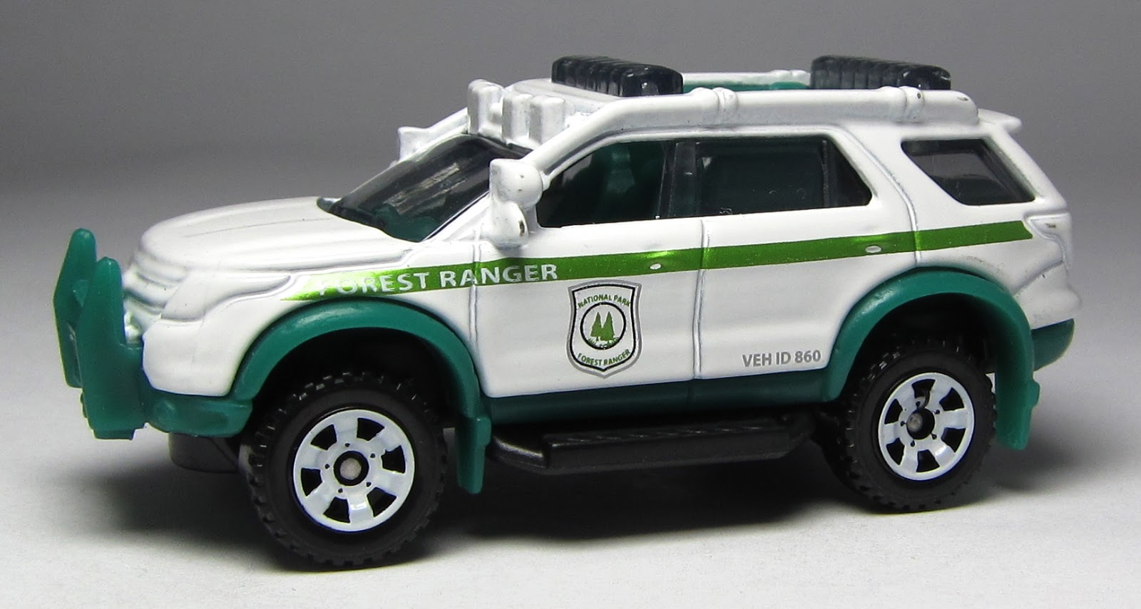 MB Forest Ranger Explorer For 2013