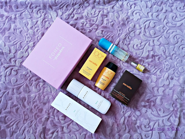 Guapabox Abril beautybox belleza beauty primavera sunprotect