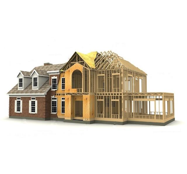 Строительство домов в Крыму под ключ проекты
