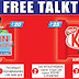 Kitkat Free Talktime - Win Rs 100 Free Talktime every Minute, 1000 every Hour