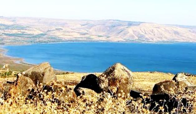 Rahasia Dajjal di Balik Danau Tiberias