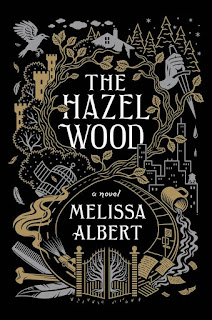 Book Review of The Hazel Wood by Melissa Albert, by freshfromthe.com.