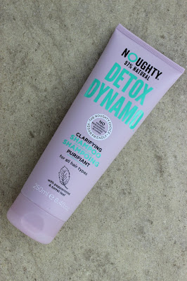 Noughty Detox Dynamo Clarifying Shampoo Review
