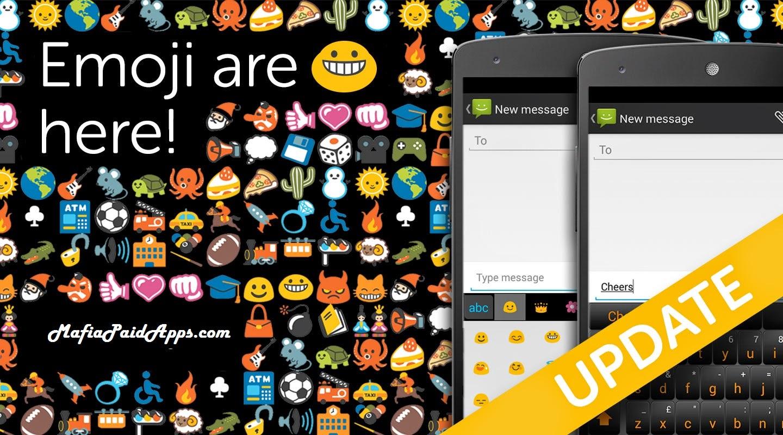 SwiftKey Keyboard + Emoji (arm v5 2 2 134 Android 2 3+) Apk
