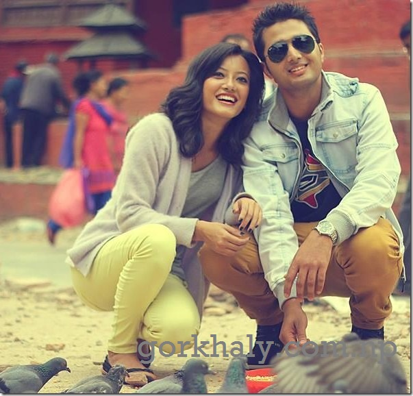 Prakriti Shrestha husband