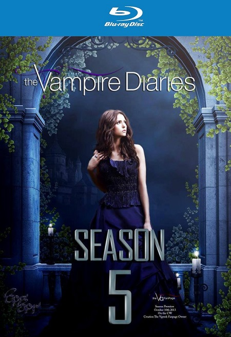 🔥 The Vampire Diaries Season 5 , 6 , 7 ,8 Complete Download