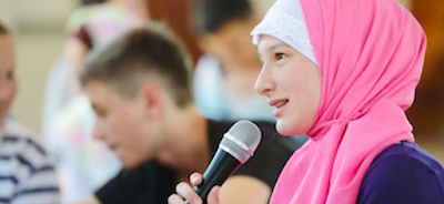 'Adab Berbicara Dalam Islam'