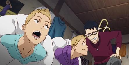 Kaze ga Tsuyoku Fuiteiru – Episódio 02