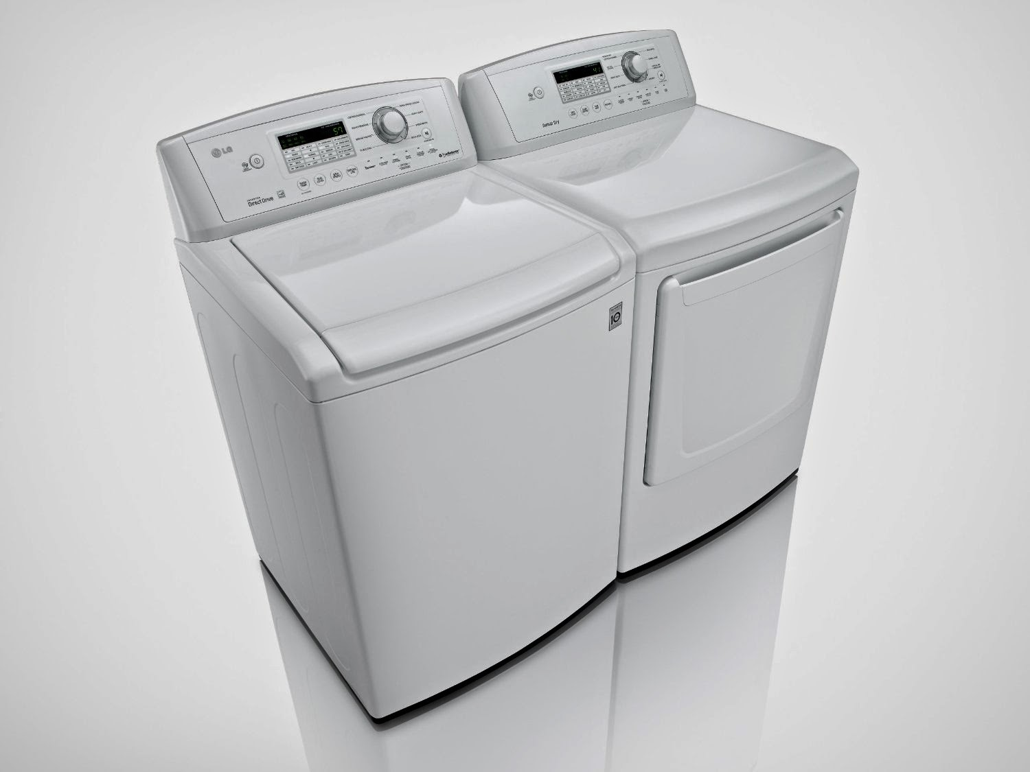 Lg Top Load Washer And Dryer Photos