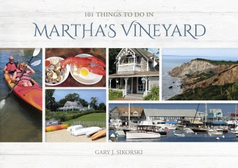 Book Review - 101 Things to do in Martha's Vineyard