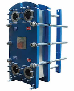 WCR heat exchangers