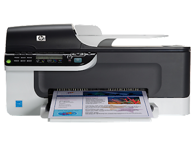 HP Officejet J4580 All-in-One Printer driver downloads