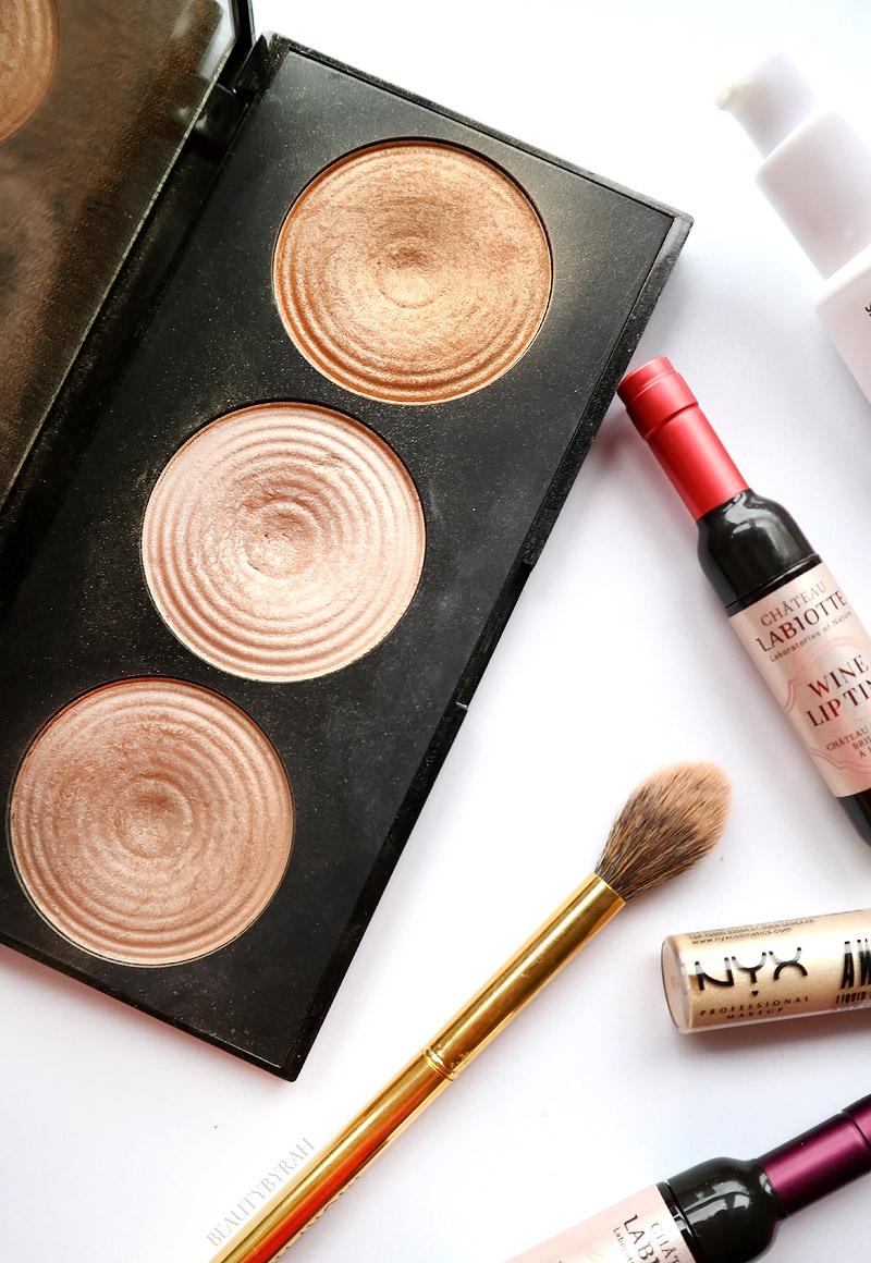 Makeup Revolution Radiance Palette Review Natural Highlight  Singapore