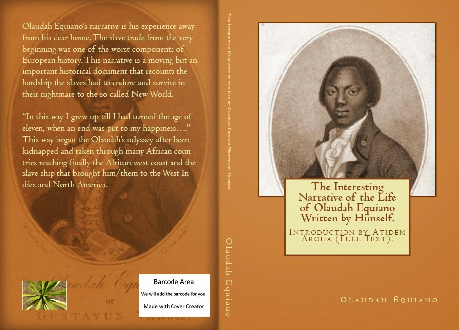 The Interesting Narrative of the life of Olaudah Equiano at alejandroslibros.com