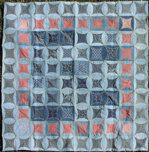 Quilt Inspiration Free Pattern Day Denim Quilts