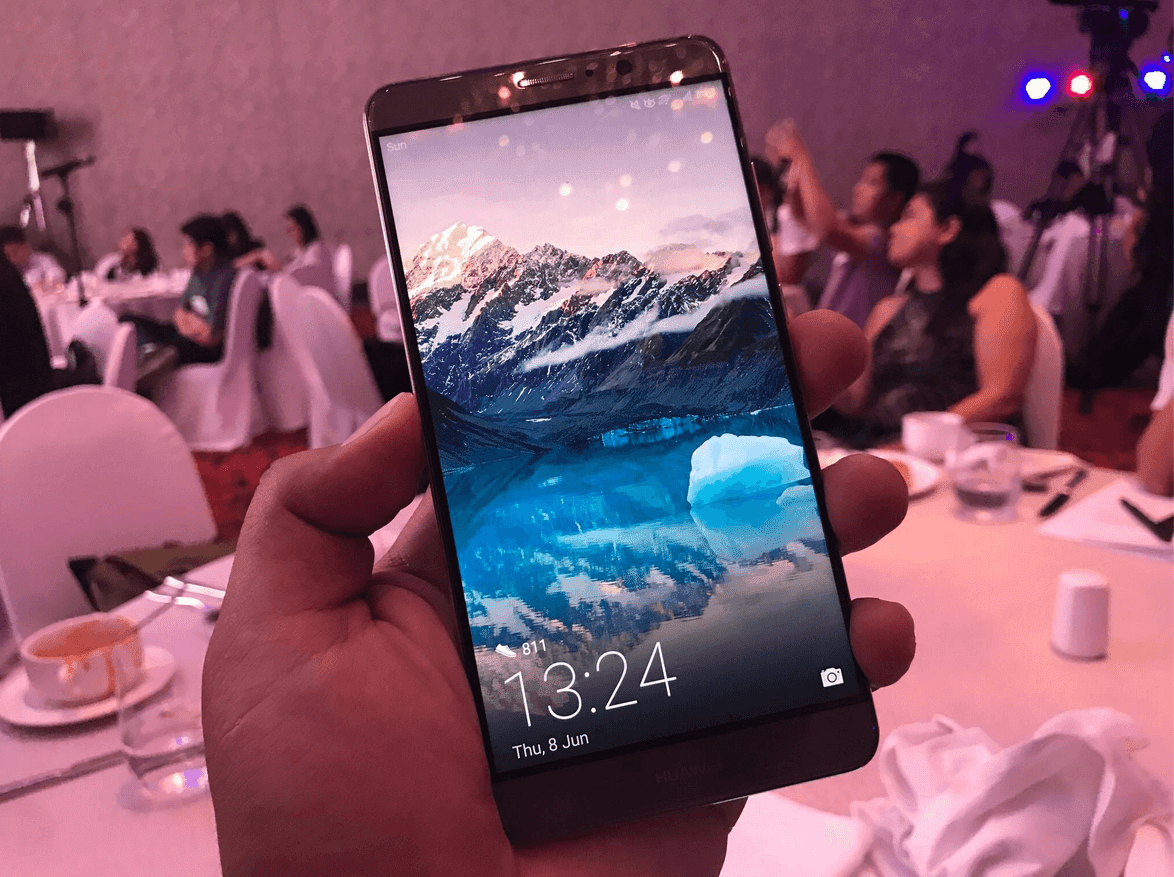 Sale Alert: Huawei Mate 9 for Only Php19,990!