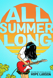 Review: All Summer Long by Hope Larson