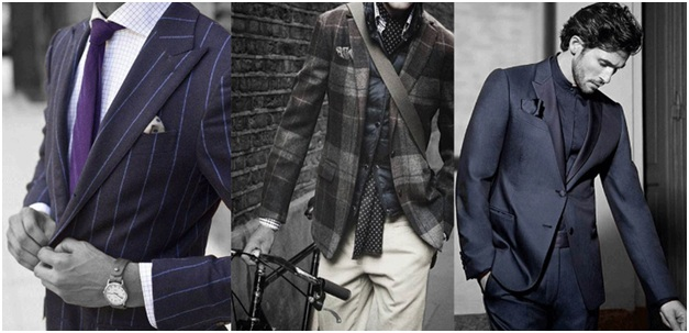 Custom Men Suits Are Good To Make Impact in a Party