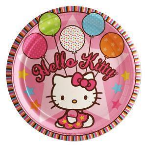 Gambar Piring Hello Kitty 7