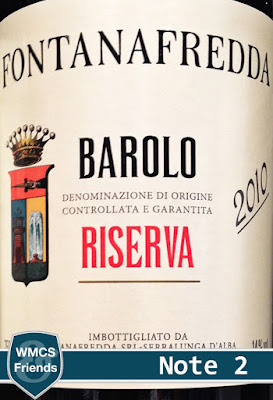 Fontanafredda Barolo Riserva DOCG 2010