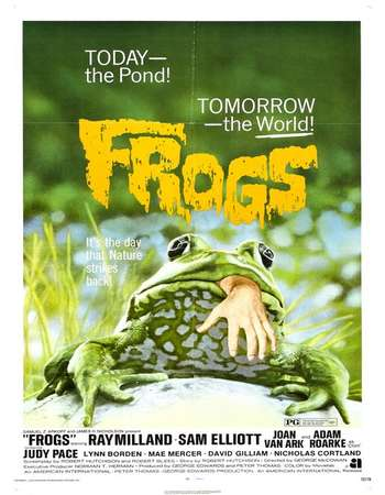 Frogs 1972 Dual Audio 720p  [Hindi - English]  Free Download Watch Online world4ufree.org