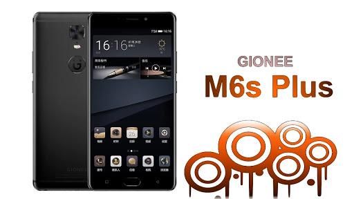 Gionee M6s Plus Smartphone